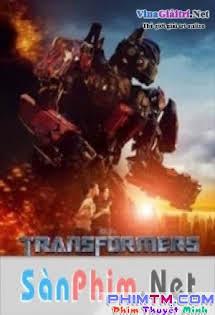 Robot Đại Chiến - Transformers 2007