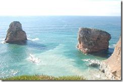 Sendero del litoral, Domaine D'Abbadia- Abbadiako eremua , Hendaia - Sokoa, 1º etapa, 19 de Julio de 2012 -  29