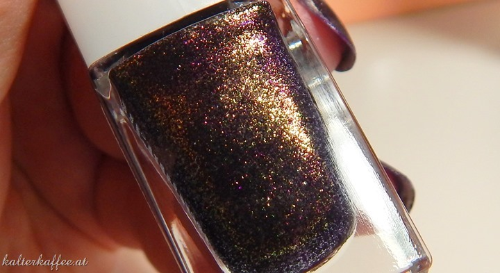 Isadora Coffee & Poetry LE Nail Polish Autumn Leaves