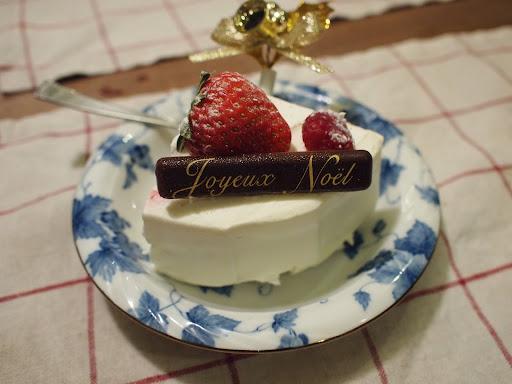 [写真]アンリ・シャルパンティエのケーキ