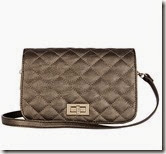 Oasis Quilted Cross Body Bag