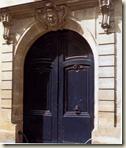 porche Louis XV