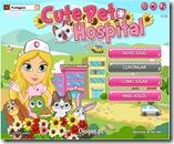 jogos de veterinaria - hospital