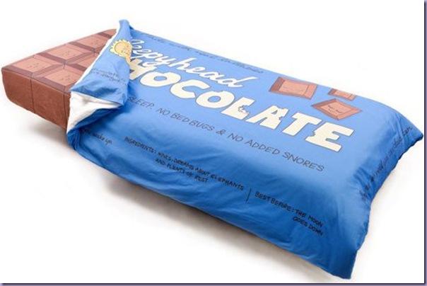 Lençol-Colcha-Tablete-Barra-Chocolate-Cama