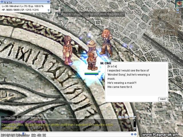 Minstrel/Maestro Job Change Guide – Ragnarok Online