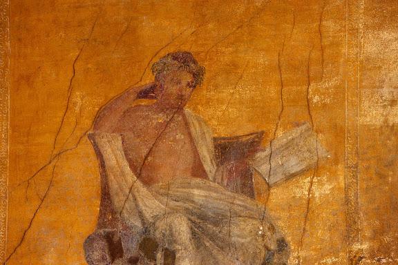 Casa de Menandro. Antigua ciudad romana de Pompeya.Pompeya, Italia
