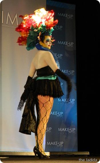IMATS Sydney 2012 - Beauty Fantasty - Wild Kingdom - April Down (1)