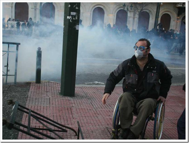 Wheelchair Riot