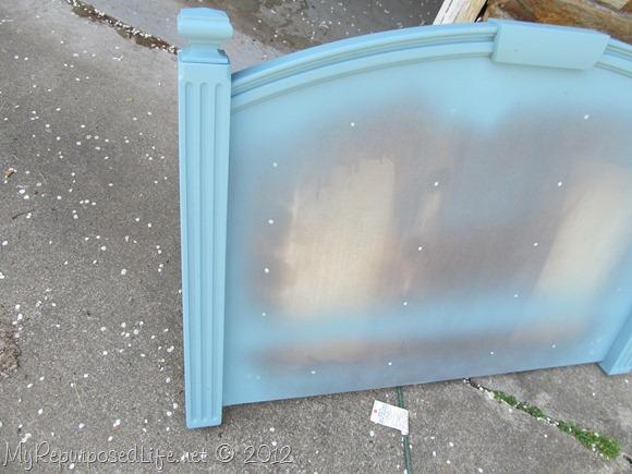upcycyled headboard chalkboard (10)