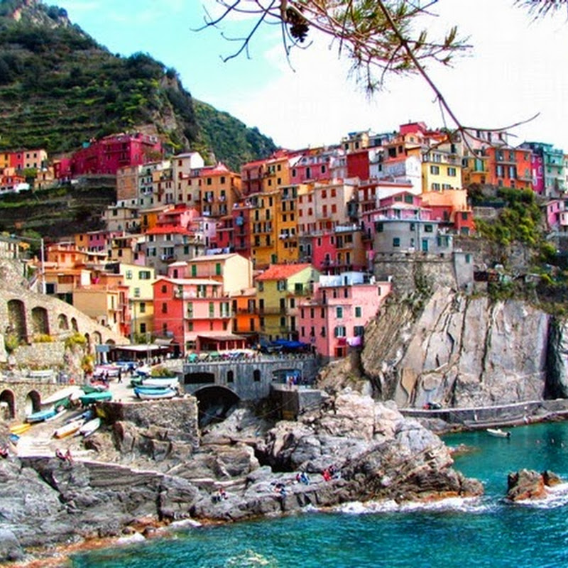 The best places to travel in Europe: Cinque Terre, Italy