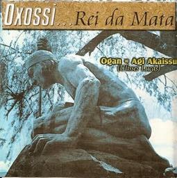 Baixe disco de Oxossi...Rei da Mata- Caritas