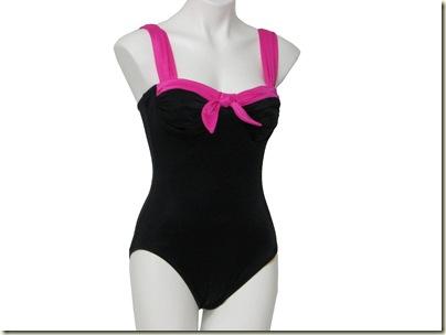 80s swimsuit