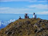 The summit of Bawakaraeng (Dan Quinn, August 2013)