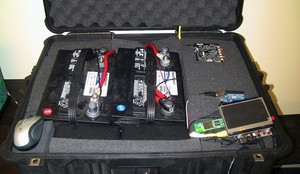 Mystery Box Setup