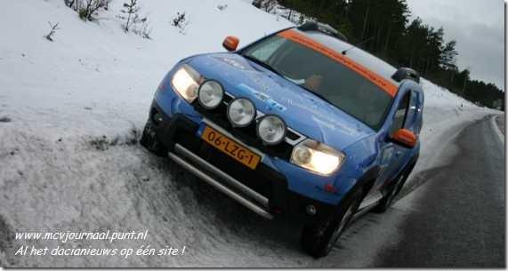 Dacia Duster Laplandtour 2011 01