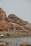 Qingdao - Plage shilaoren 石老人 - Le rocher