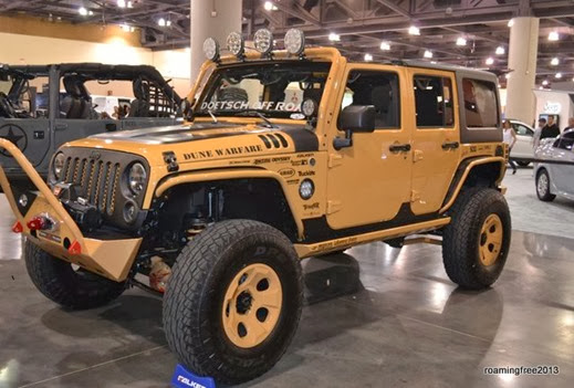 There's a Jeep!