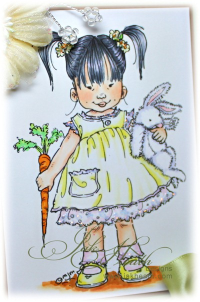 Kiko with carrot2