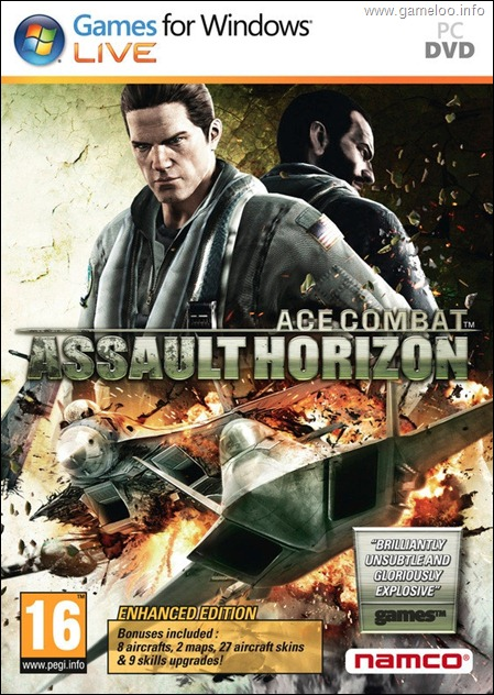 Ace Combat Assault Horizon (Enhanced Edition) - FLT