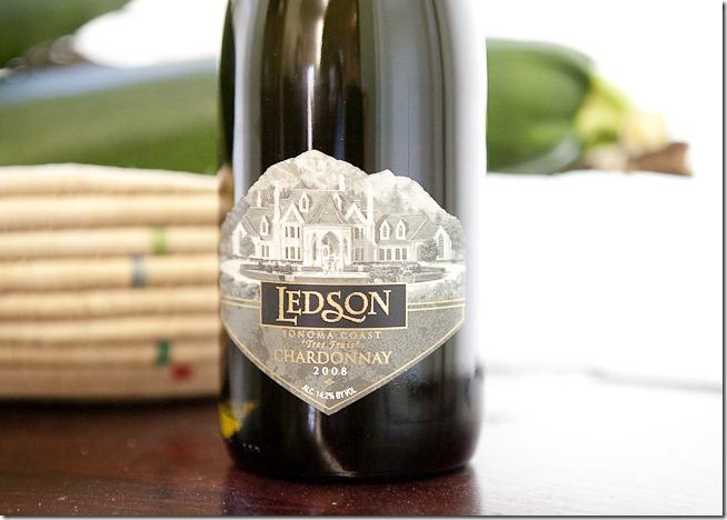 2008 Ledson Sonoma Coast Tres Frais Chardonnay-1