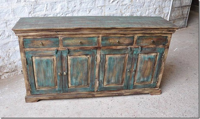 Image 4- 4-Sideboard Painted