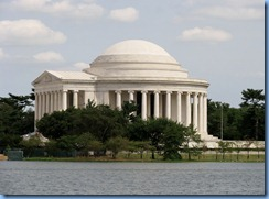 1622 Washington, D.C. - Jefferson Memorial from Franklin D. Roosevelt Memorial