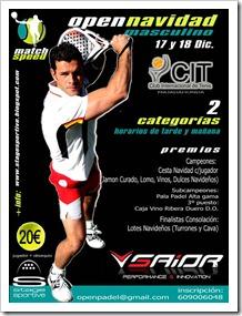 Últimos torneos del año STAGE SPORTIVE patrocinados por SAIOR Pádel, 17 y 18 diciembre MASCULINO