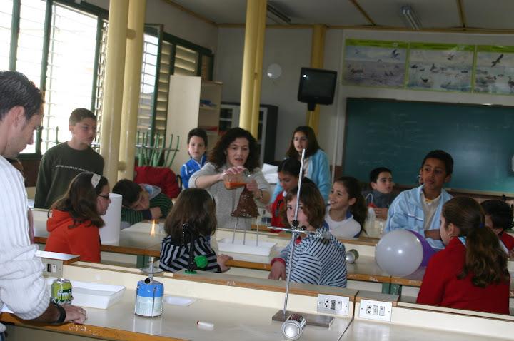 Día del Centro. Curso 2008/2009