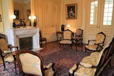 Amiens maison Jules Verne grand salon