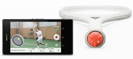Smart Tennis Sensor de Sony: la tecnología al servicio del tenis 2