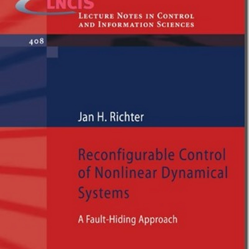 Jan H. Richter - Reconfigurable Control of Nonlinear Dynamical Systems