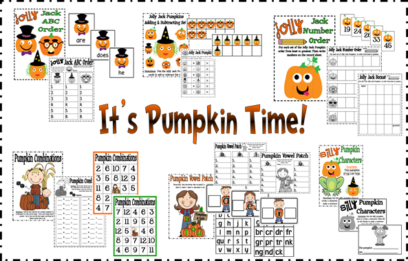 Pumpkin Time Sneak Peek