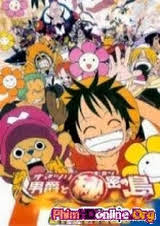 One Piece Movie 6 : Baron Omatsuri và hòn đảo bí ẩn