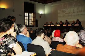 """Inauguracion. Congreso Internacional: """"EL ISLAM CERCANO: 1.300 años del nacimiento de al-Andalus"""" ."""