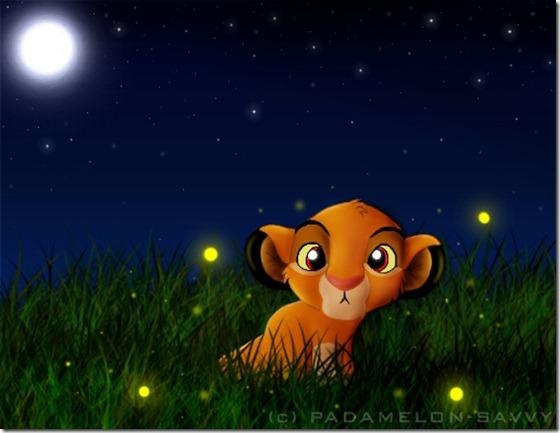 El Rey León,The Lion King,Simba (66)