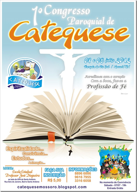 1 Congresso de Catequese