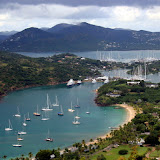 The Docklands As Seen From Shirley Heights - St. George's, Antigua