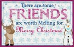 My Daylights - Frozen Inspired Tag