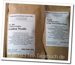 Tee von Teehandel Kolodziej  & Lieder OHG