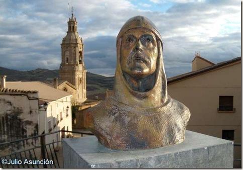 El rey Sancho Garcés I - Villamayor de Monjardín