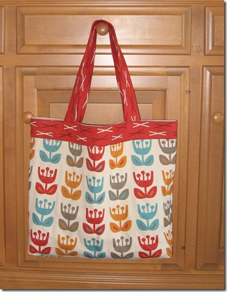 completed bag