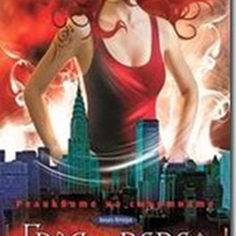 De capa em capa #4: Cidade das Cinzas - Cassandra Clare