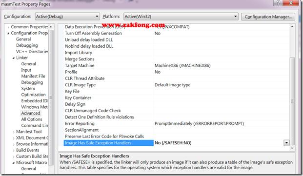 201201117-8-MASM-如何使用Visual Studio 2012開發組合語言-W