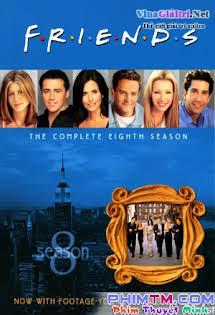 Những Người Bạn 8 - Friends Season 8