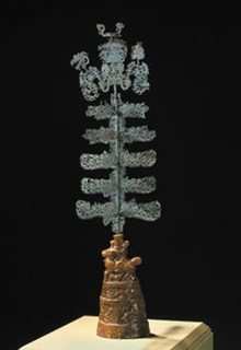 Eastern Han dynasty Chinese money tree