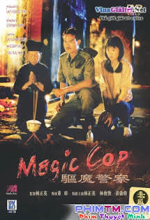 Đặc Cảnh Diệt Ma - Magic Cop Tập HD 1080p Full