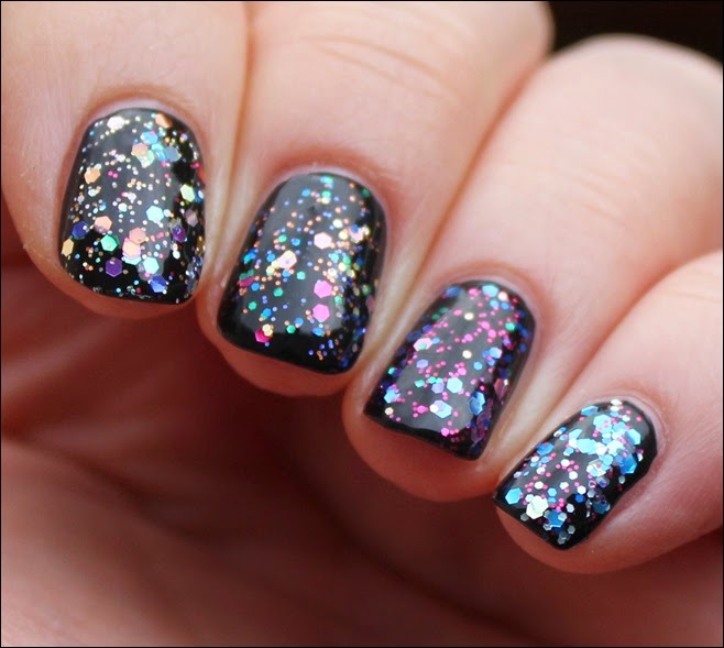 Maybelline Color Show be brilliant LE Swatches 13
