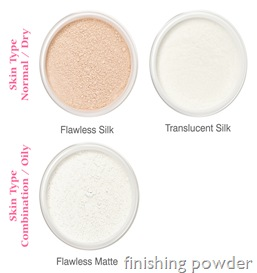 FinishingPowders