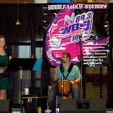 WBFJ Local Flavors Summer Concert Series - Abigail Owens - Grace Reigns Down - Food Court Hanes Mall