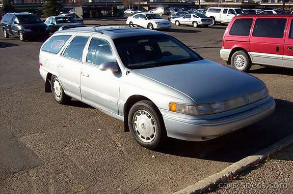 1995 mercury sable wagon specifications pictures prices. Black Bedroom Furniture Sets. Home Design Ideas